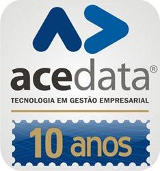 ACE-DATA 10 ANOS