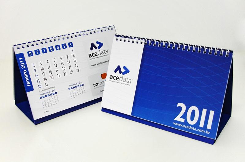 Calendário ACEDATA 2011