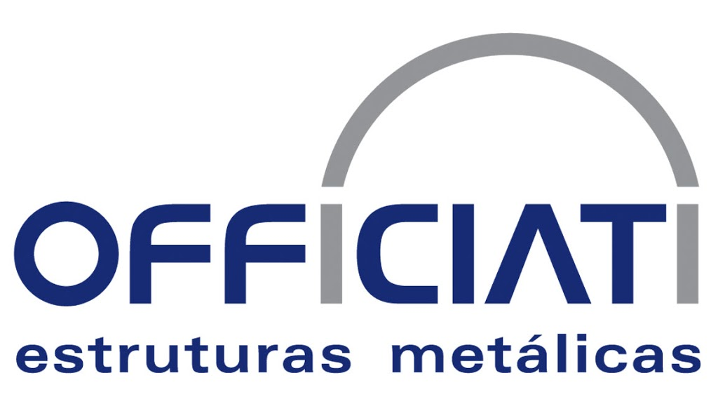 Logotipo Officiati Estruturas Metálicas