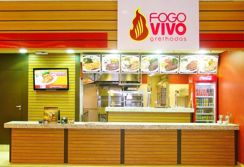 Inauguração Fogo Vivo Shopping Santa Úrsula