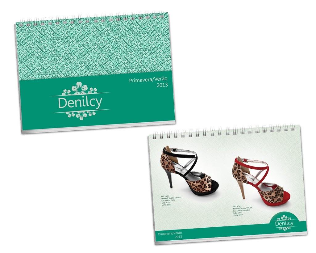 Catálogo Denilcy Calçados.