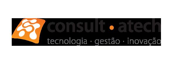 Agência desenvolve a nova linguagem visual da Consult•Atech