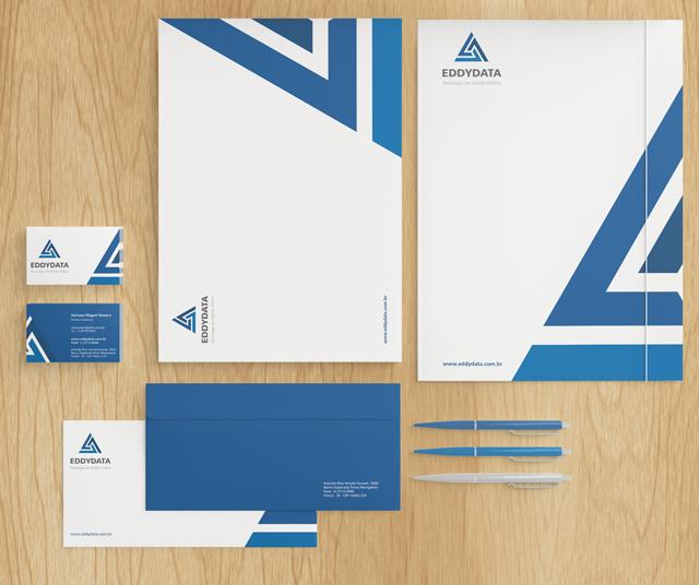 O design valoriza a apresentação da sua empresa
